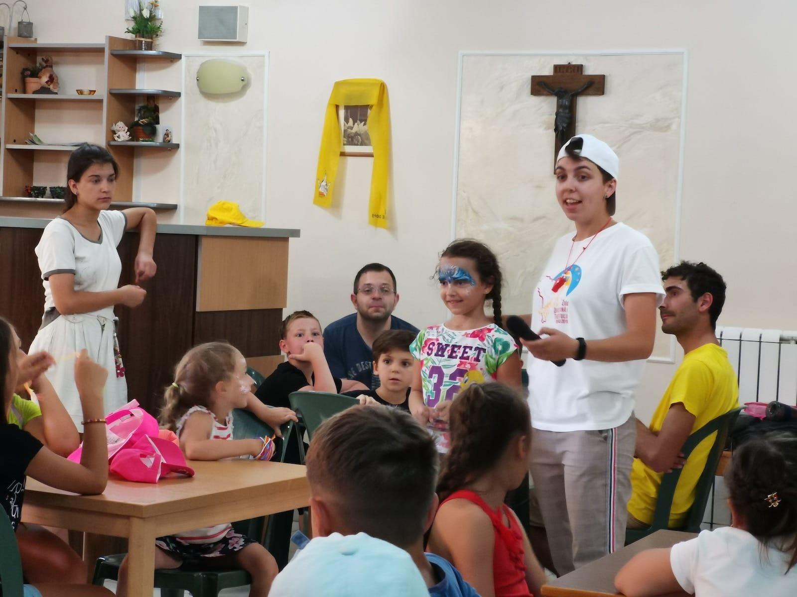 Prima tappa del progetto di Mission Moldova #MissioneAmicizia